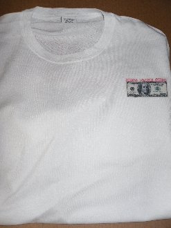 T-Shirt --- Dollar Bill