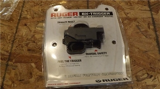Ruger BX Trigger for 10/22 or Charger - NEW