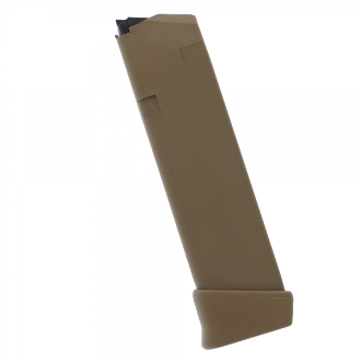 Glock 19x - 9mm - 19rd Factory Extended Magazine